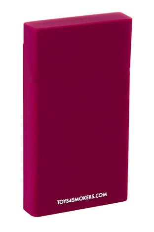toys4smokers Etui silikonowe na papierosy slim JUST PURPLE
