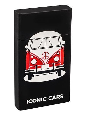 toys4smokers Etui silikonowe na papierosy slim VW ICONIC BUS