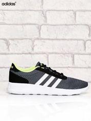 ADIDAS czarne buty męskie sportowe w graficzny wzór