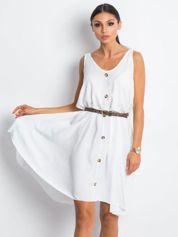 Biała sukienka Twinkle