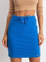Ciemnoniebieska spódnica Increasingly