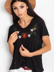 Czarna bluzka Celebrite