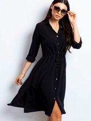 Czarna sukienka Ambrosia