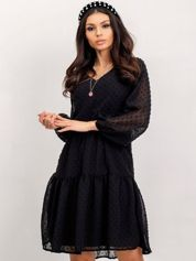 Czarna sukienka Jessie