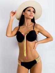 Czarne bikini Spectacular