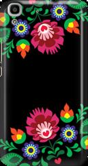 Funny Case ETUI HUAWEI Y6 FOLK BLACK