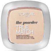 L'Oreal True Match Powder puder matujący nr W1 golden ivory 57 g