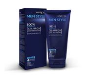 """Marion Men Style 100% Szampon do włosów przeciw siwieniu  150g"""""""