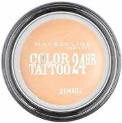 Maybelline Color Tattoo CREAMY MATTES matowy cień do powiek w kremie 93 Creme De Nude 4 ml