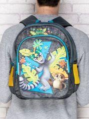 Plecak szkolny ALL HAIL KING JULIEN