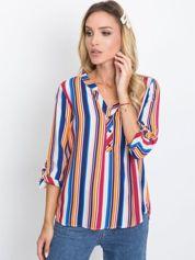 RUE PARIS Kolorowa bluzka Verona