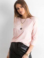 Różowa bluzka April