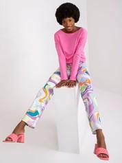 Różowa bluzka Selene
