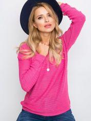 Różowy sweter Sugarfrost