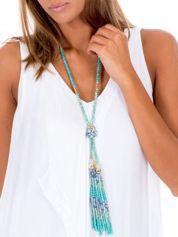 SCANDEZZA Naszyjnik Crystal Turquoise