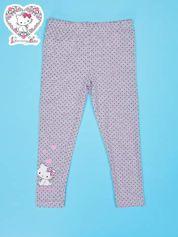 Szare legginsy dla dziewczynki CHARMMY KITTY