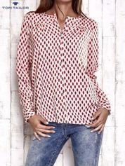 TOM TAILOR Brzoskwiniowa koszula w grochy
