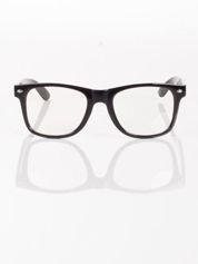 WAYFARER NERD modne okulary zerówki ,doskonały akcent twojego wizerunku !