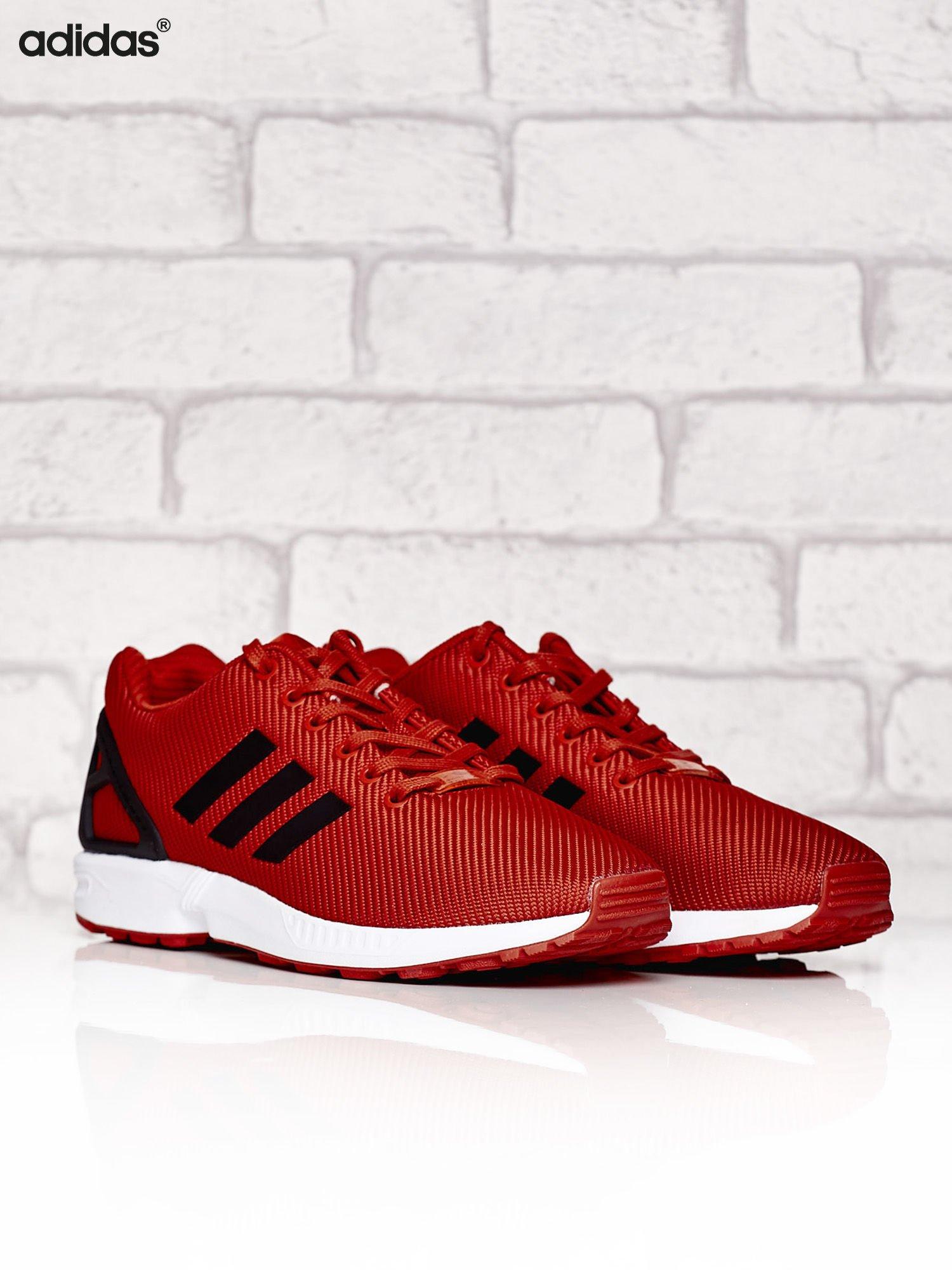 wyprzedaż w sprzedaży autentyczny autentyczny ADIDAS Ciemnopomarańczowe buty sportowe męskie