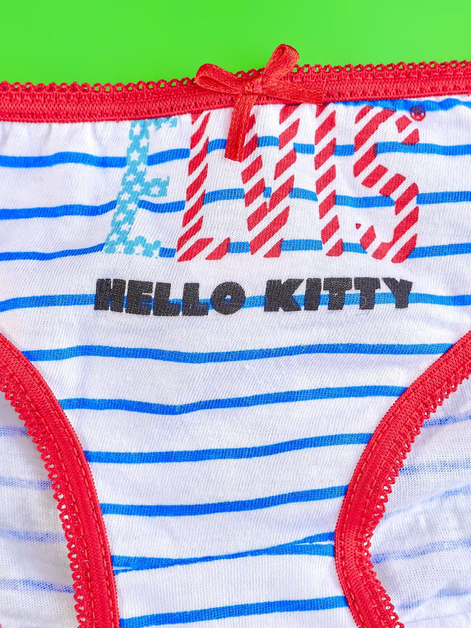Biały komplet do spania dla dziewczynki ELVIS HELLO KITTY                                  zdj.                                  8