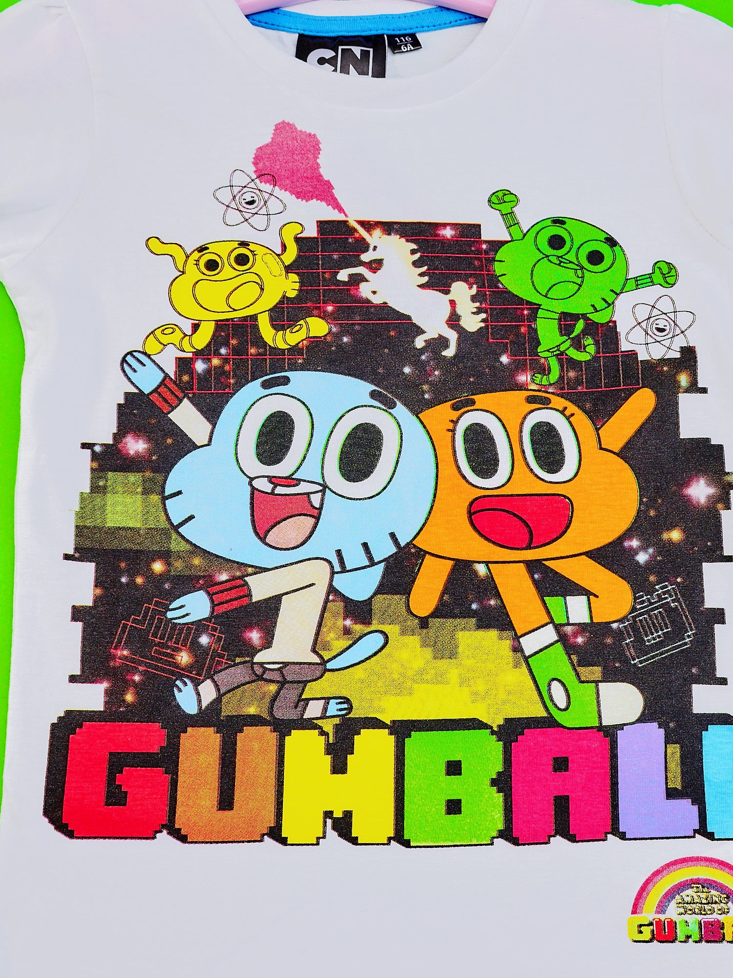 Biały t-shirt chłopięcy GUMBALL                                  zdj.                                  4