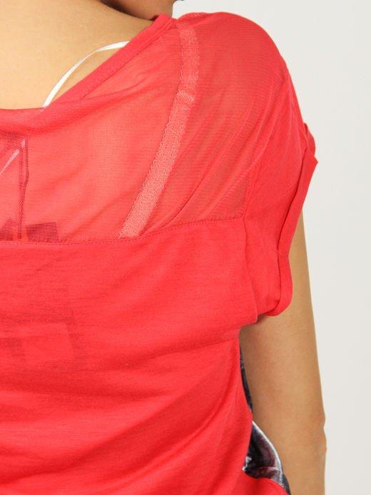 Bluzka z printem                                  zdj.                                  4