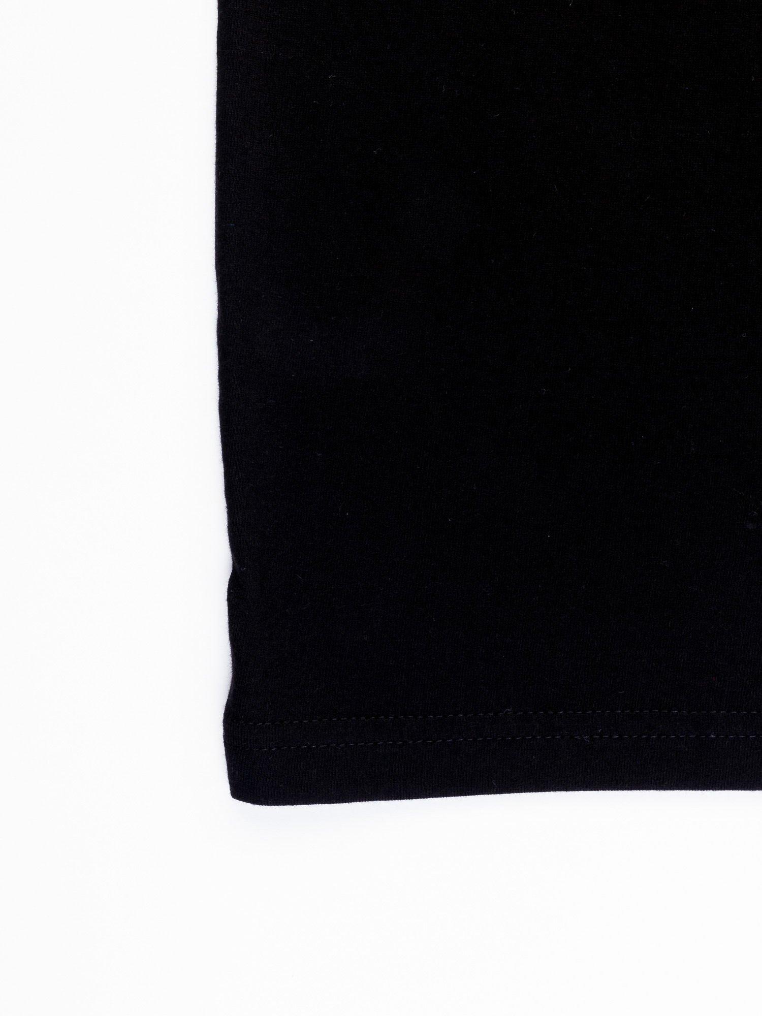 Czarny t-shirt męski BATMAN                                  zdj.                                  13