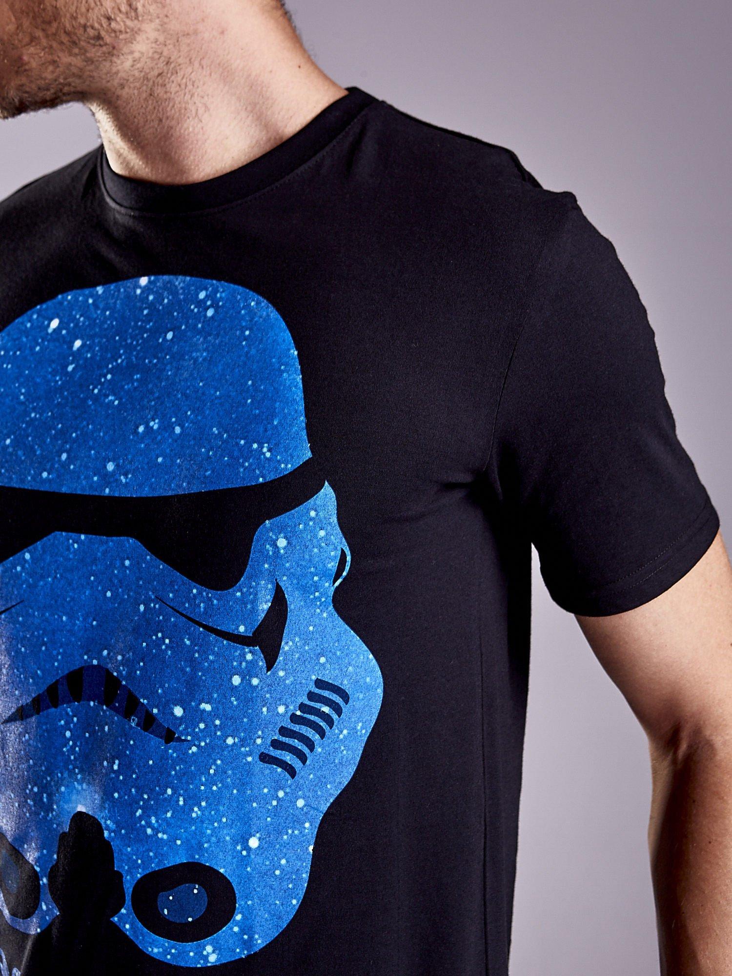 Czarny t-shirt męski STAR WARS                                  zdj.                                  6