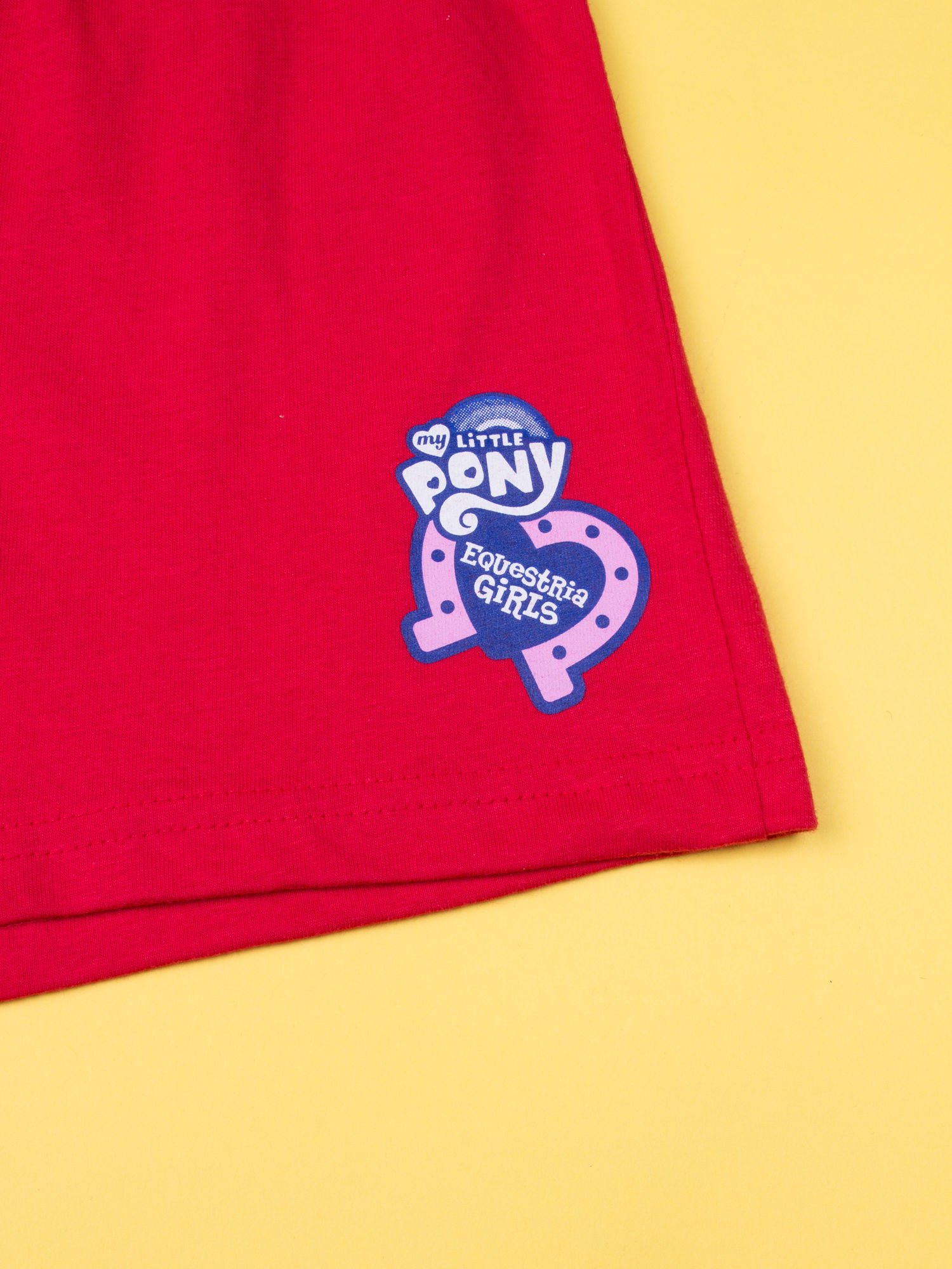 Czerwona piżama dla dziewczynki MY LITTLE PONY                                  zdj.                                  10