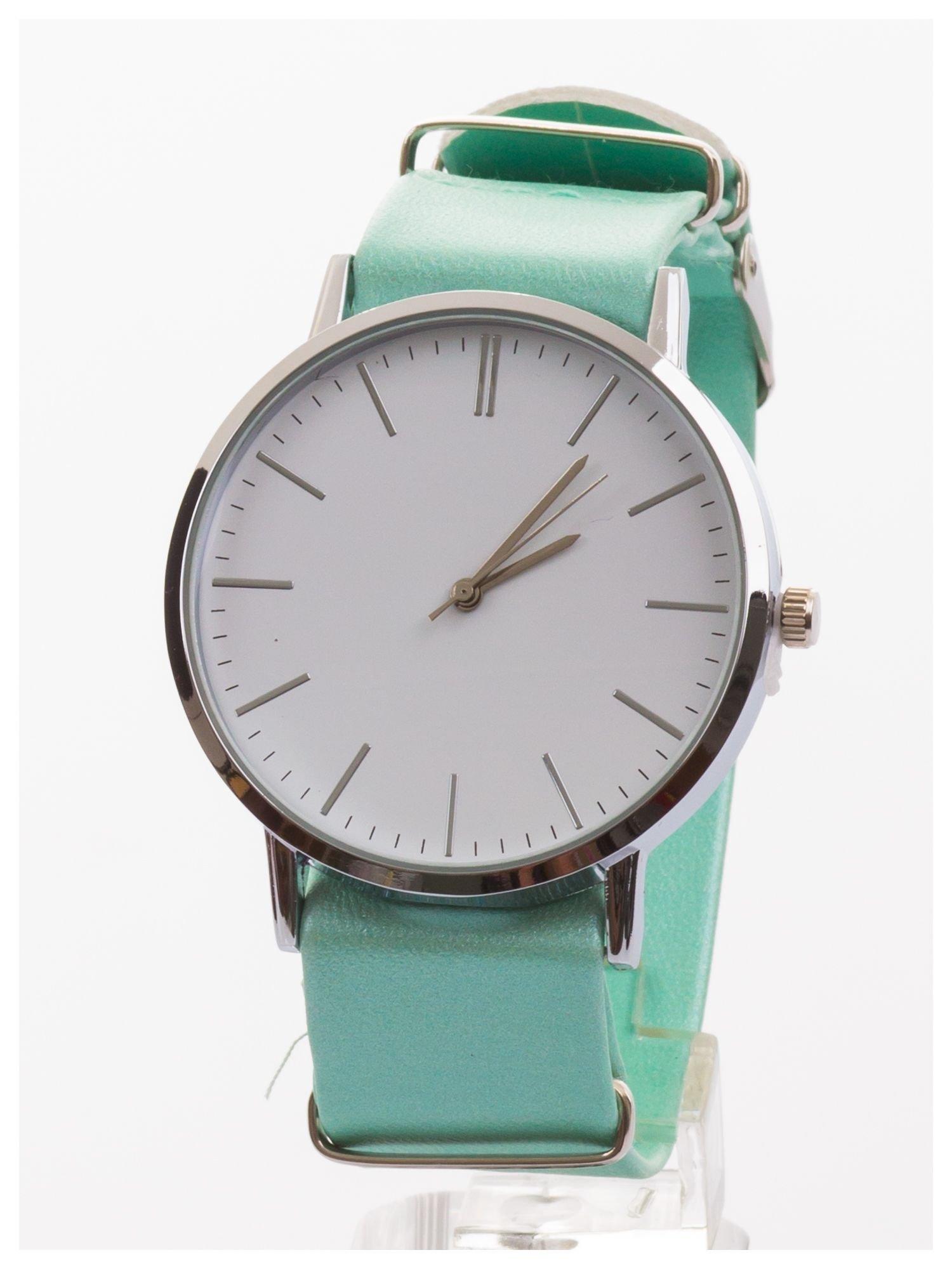 Damski zegarek. Duża, wyraźna tarcza. Elegancki. Doskonały na każdą okazję.                                  zdj.                                  1