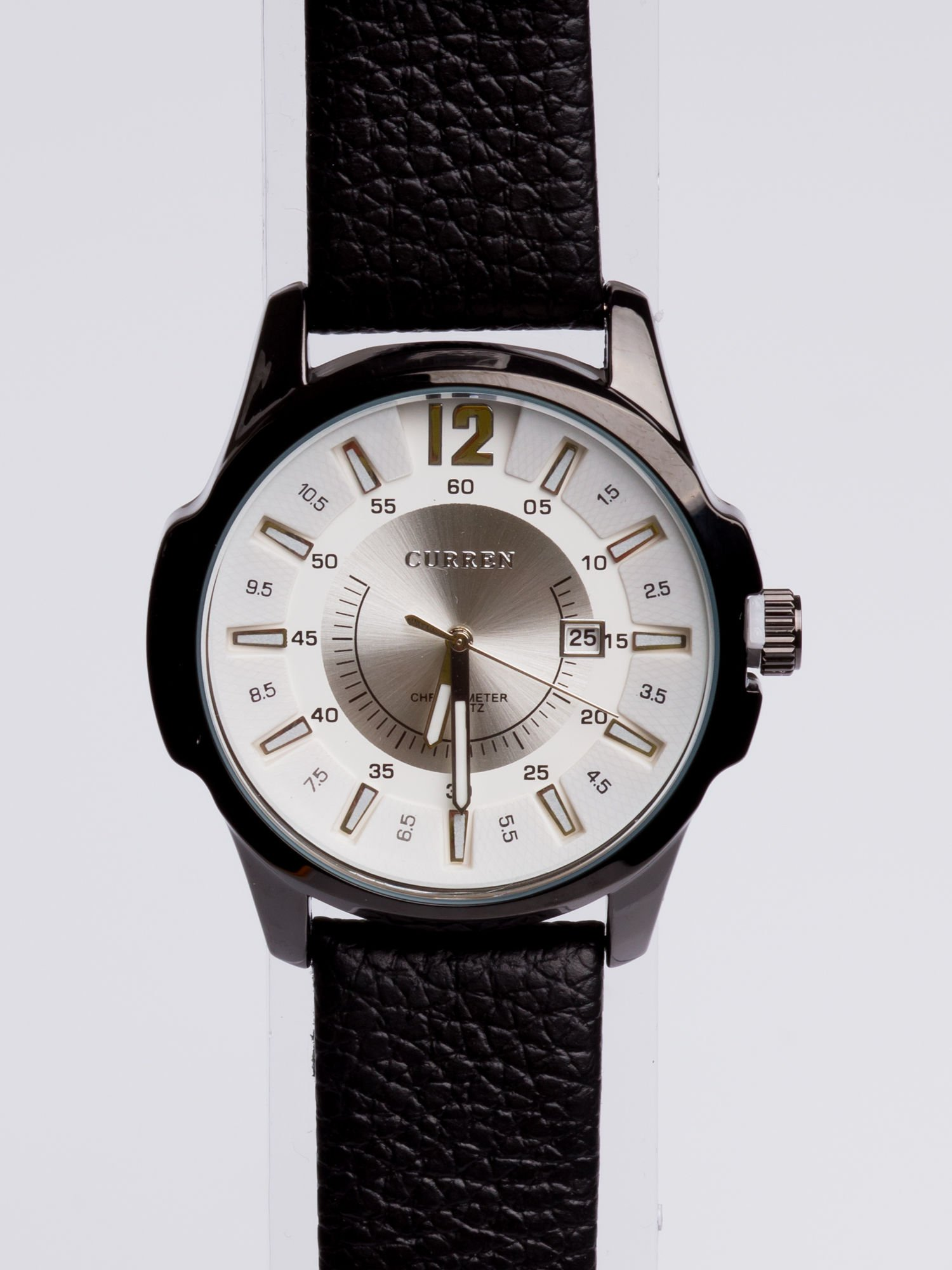 Dla Niego... Zegarek dla prawdziwego faceta - duży i stylowy                                  zdj.                                  3