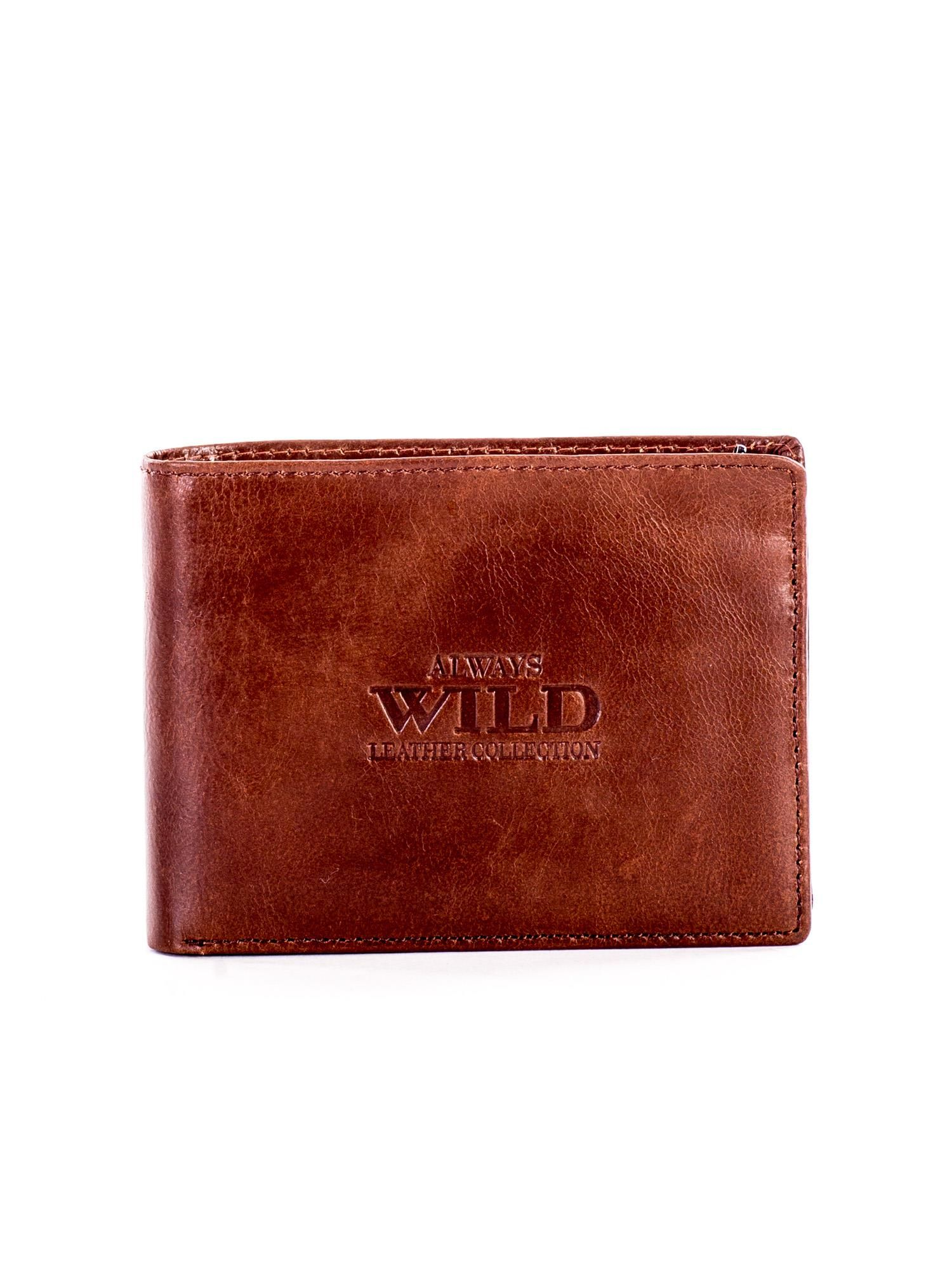 93af8e9660be0 Jasnobrązowy miękki skórzany portfel dla mężczyzny - Mężczyźni ...