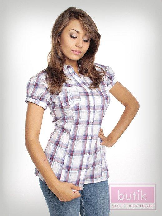 Koszula w kratke                                  zdj.                                  4