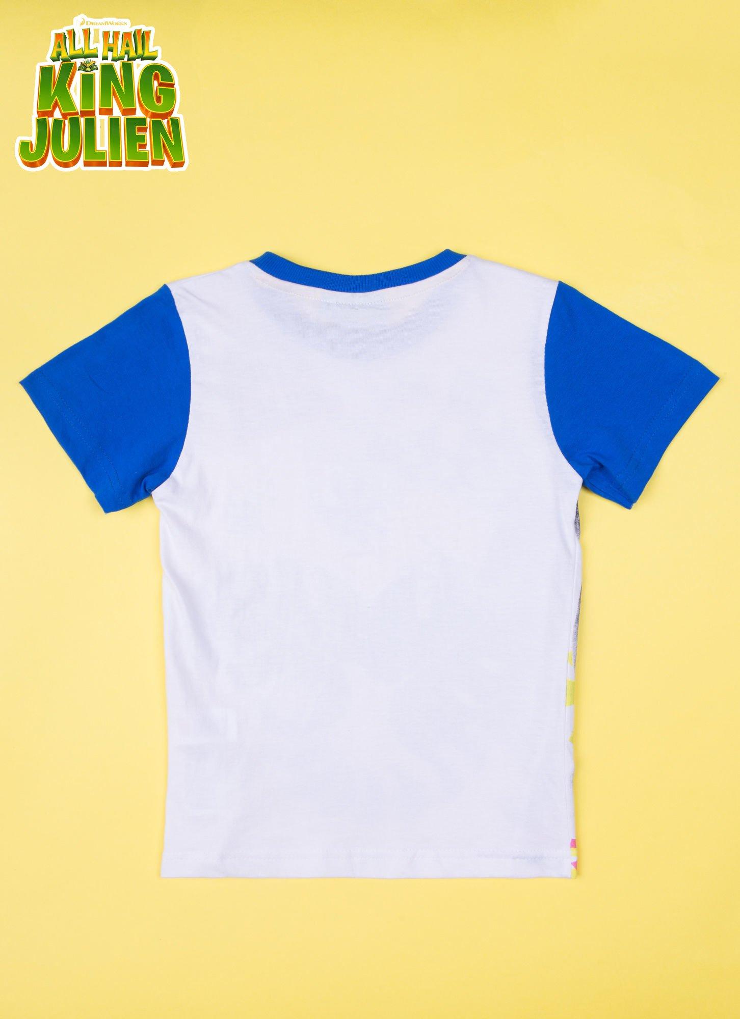 Niebieska piżama chłopięca KRÓL JULIAN                                  zdj.                                  3