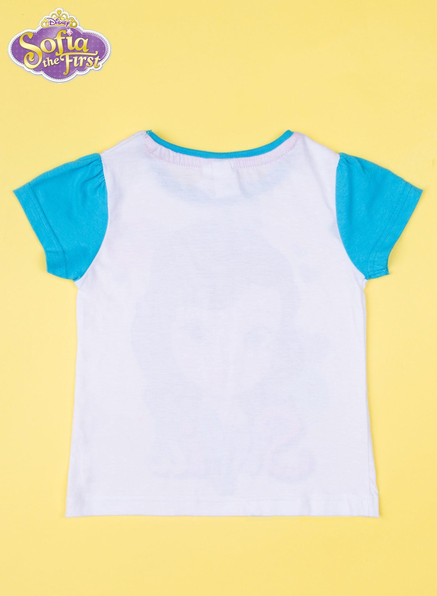 Niebieska piżama dla dziewczynki JEJ WYSOKOŚĆ ZOSIA                                  zdj.                                  3