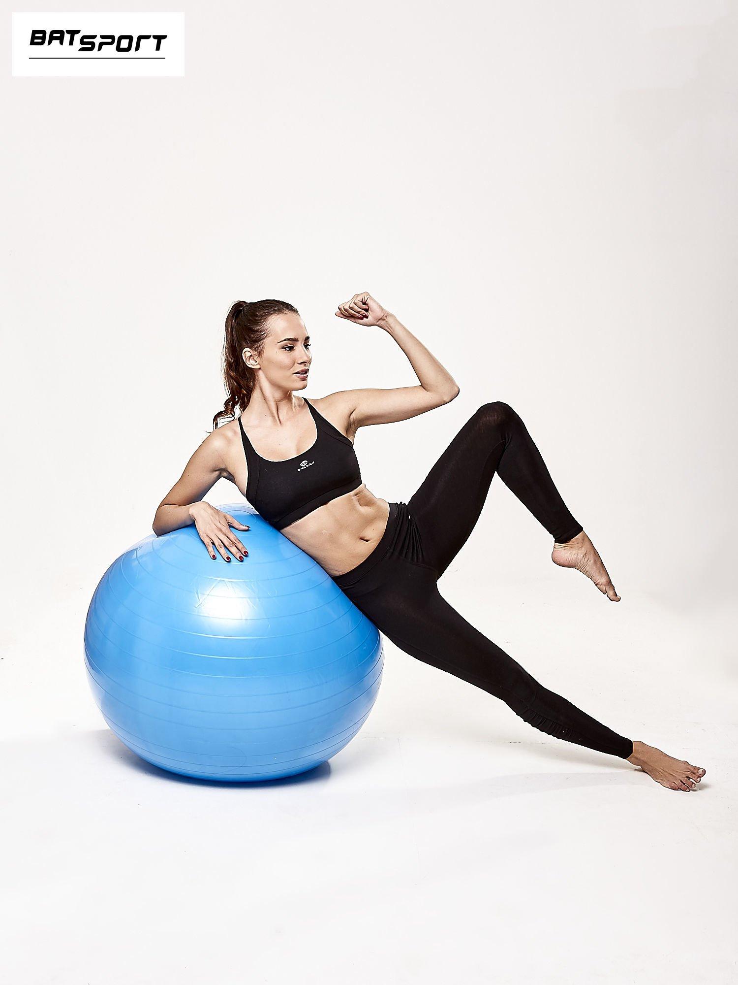 Niebieska średnia piłka fitness                                   zdj.                                  8