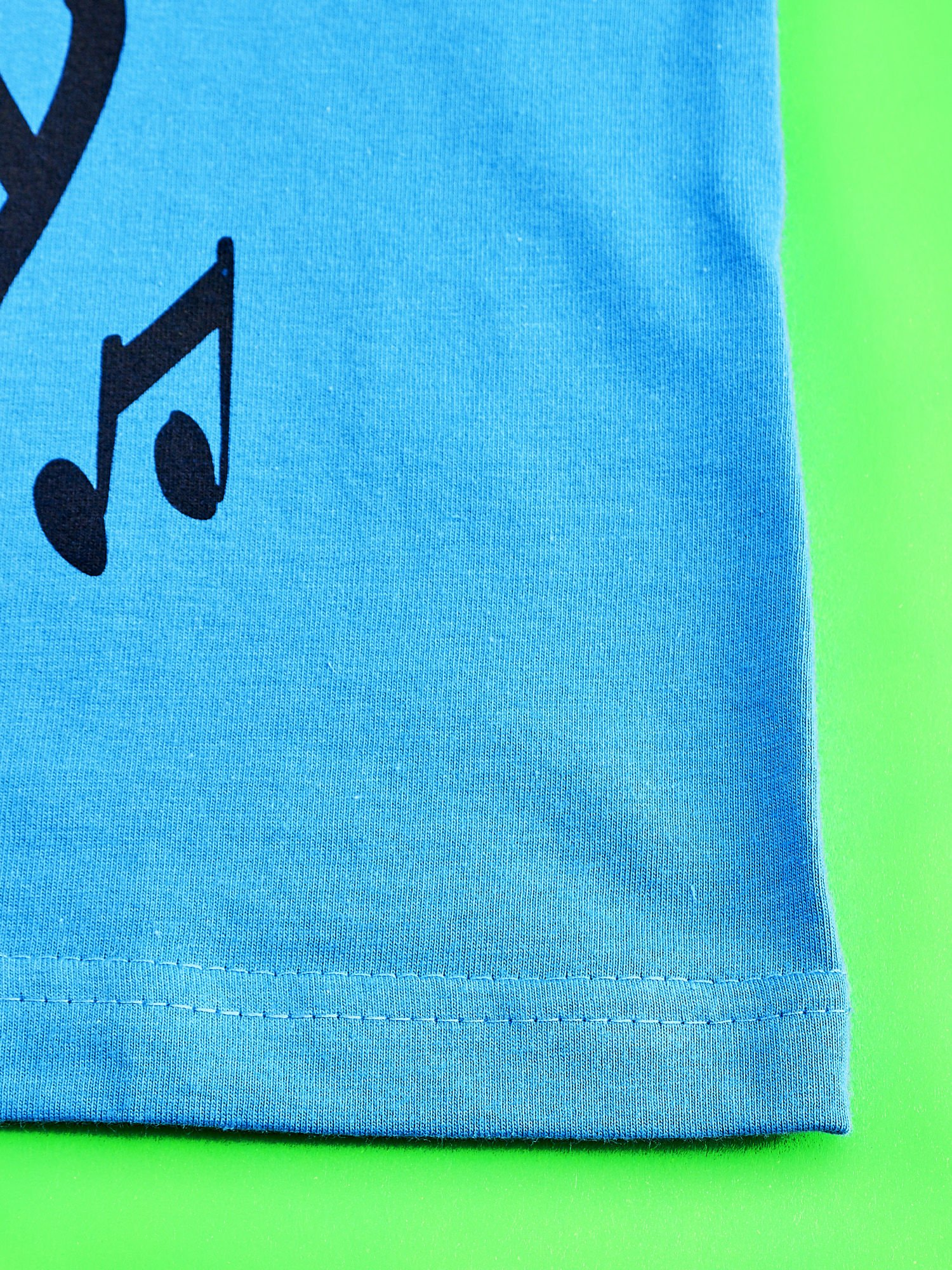Niebieski t-shirt chłopięcy SMERFY                                  zdj.                                  5