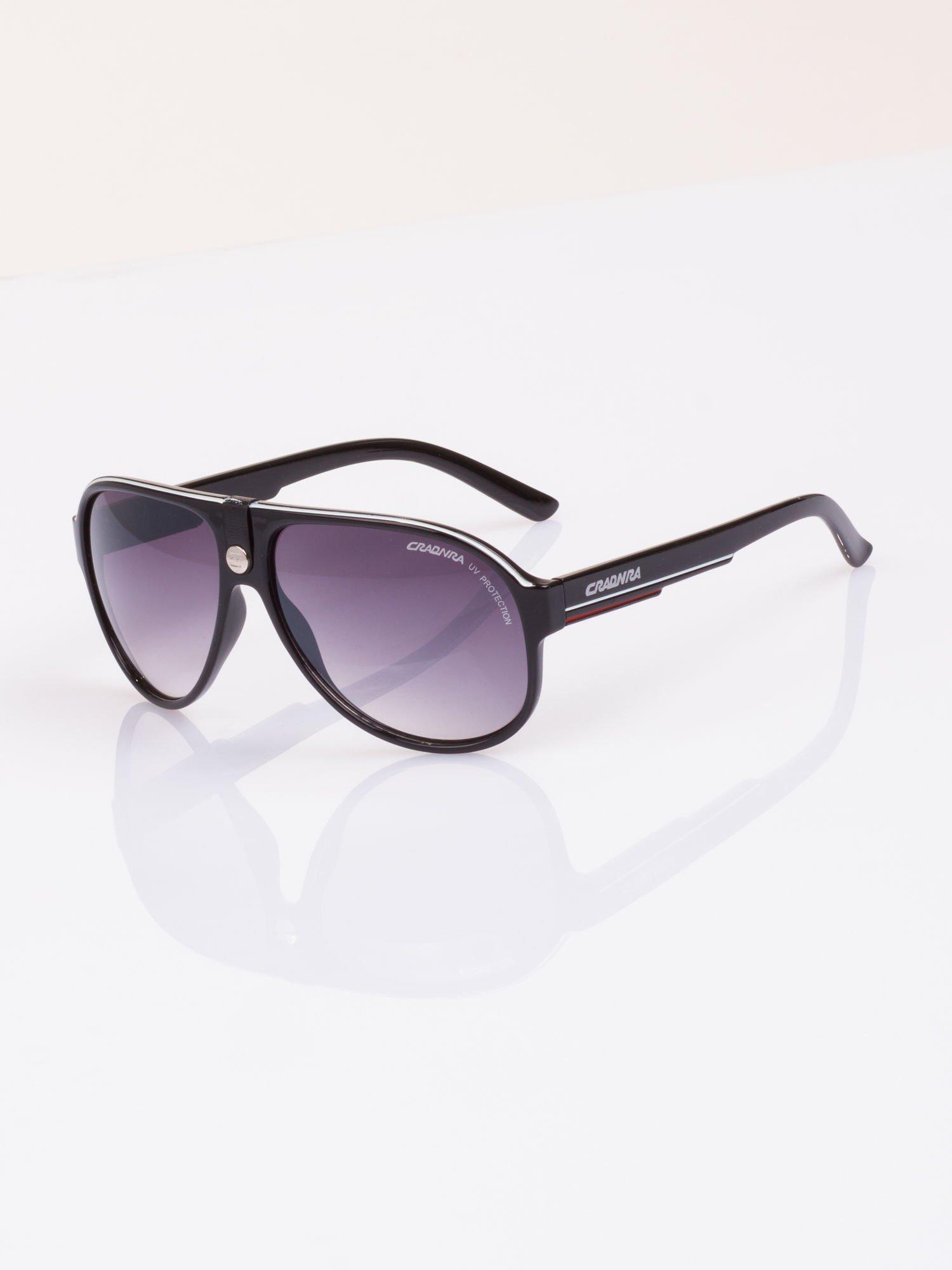 Okulary w stylu Beckhamki                                  zdj.                                  1