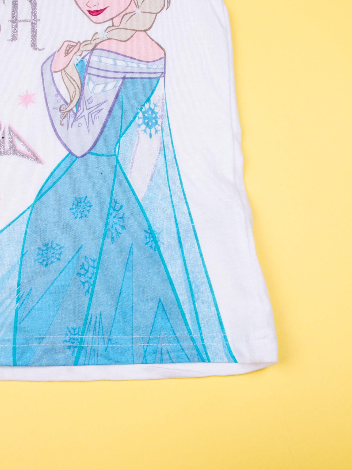 Różowa piżama dla dziewczynki KRAINA LODU                                  zdj.                                  7