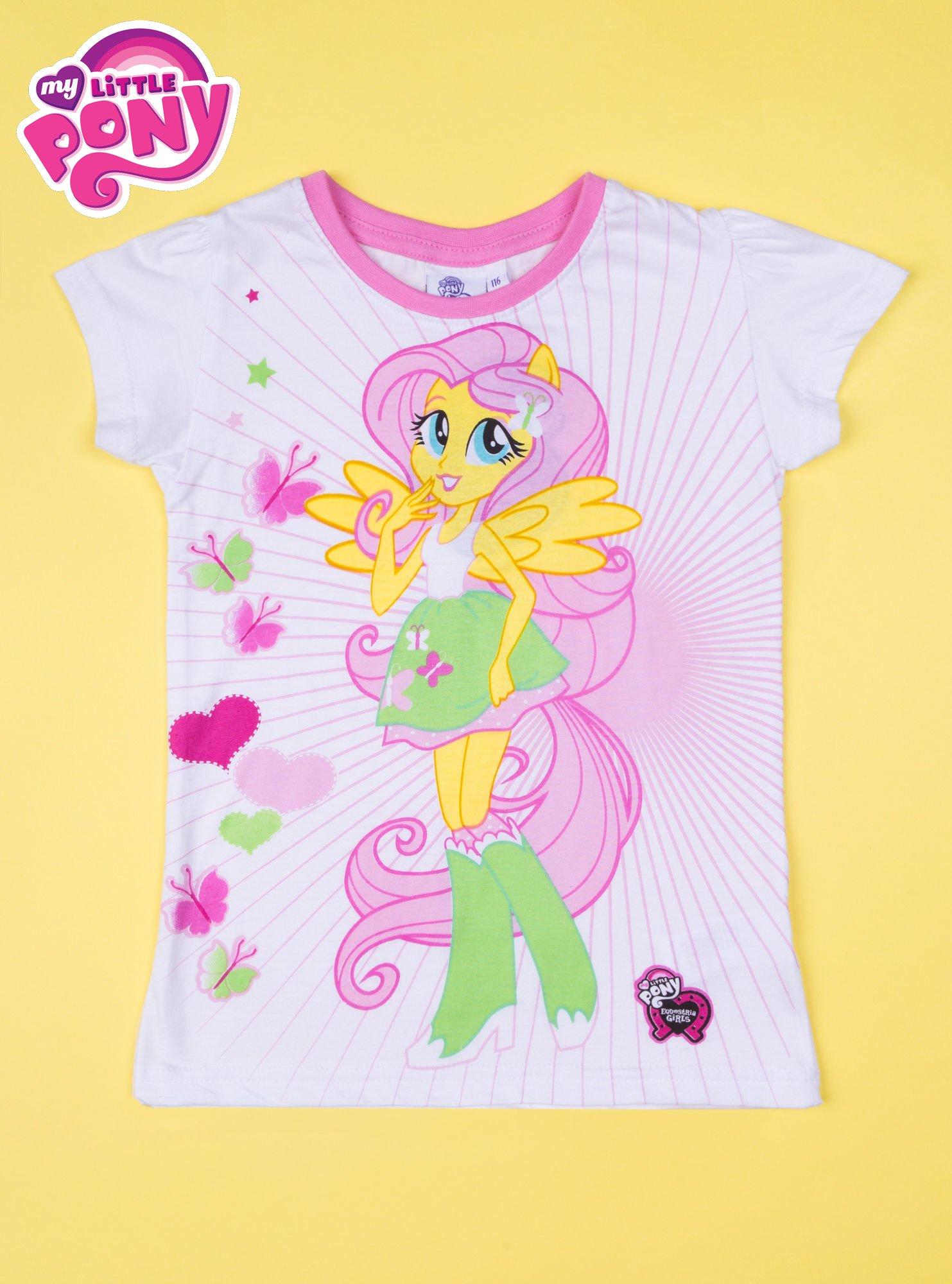 Różowa piżama dla dziewczynki MY LITTLE PONY                                  zdj.                                  2