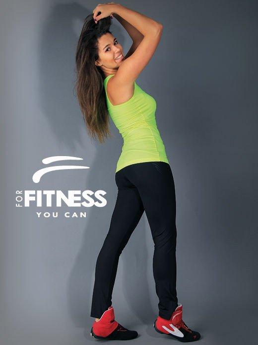 Spodnie For Fitness                                  zdj.                                  1
