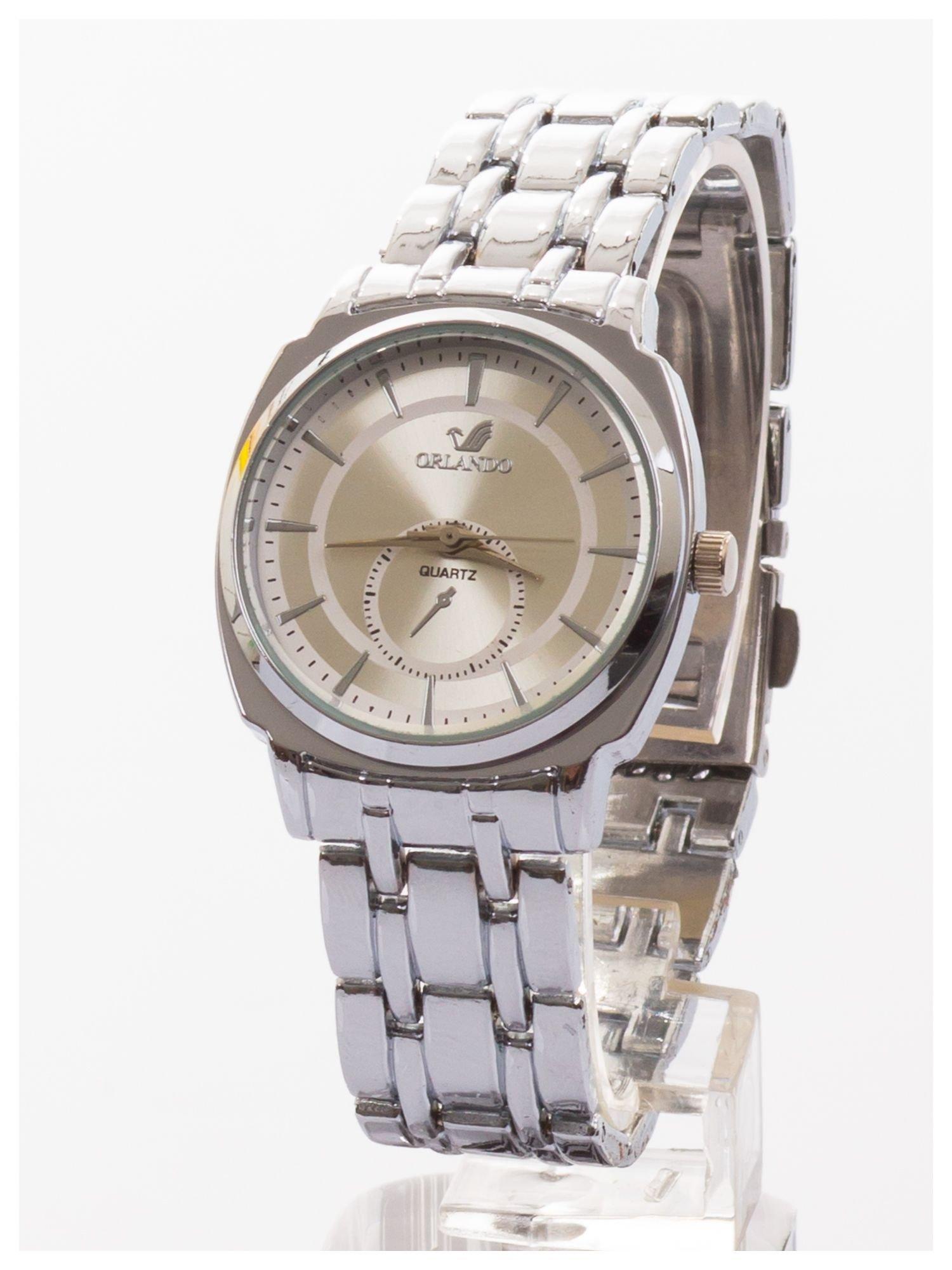 Srebrny damski zegarek. Bardzo kobiecy. Mała tarcza. Delikatny.                                  zdj.                                  1