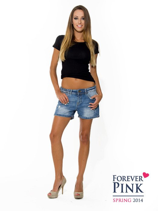 Szorty jeansowe                                  zdj.                                  1