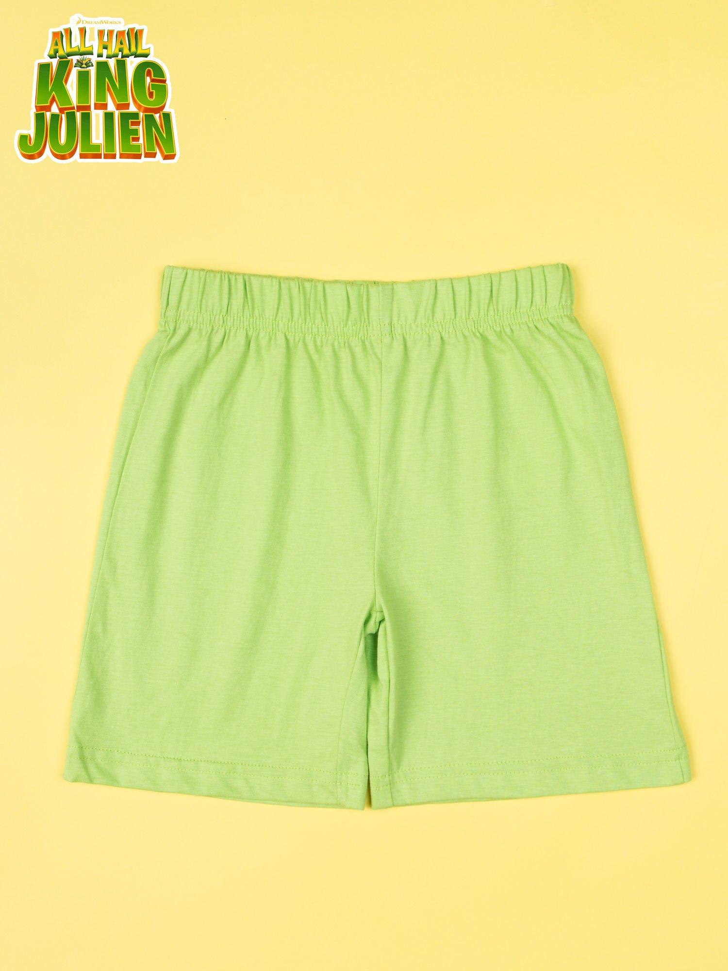 Zielona piżama chłopięca KRÓL JULIAN                                  zdj.                                  4