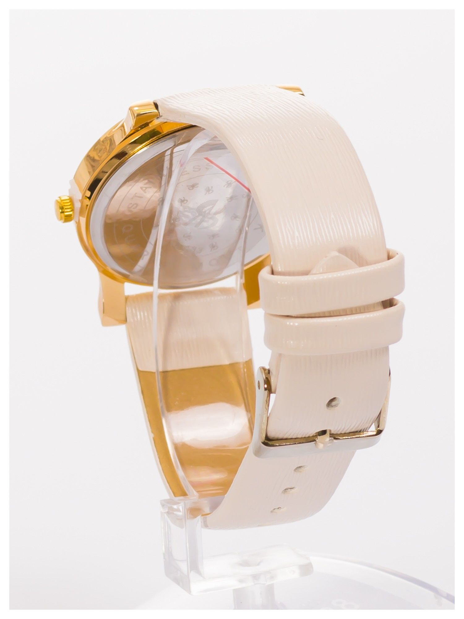 Złoty damski zegarek                                   zdj.                                  4