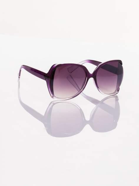 Duże okulary blogerek MUCHY