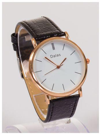 Klasyczny i elegancki zegarek męski. Doskonały na każdą okazję.                                  zdj.                                  2