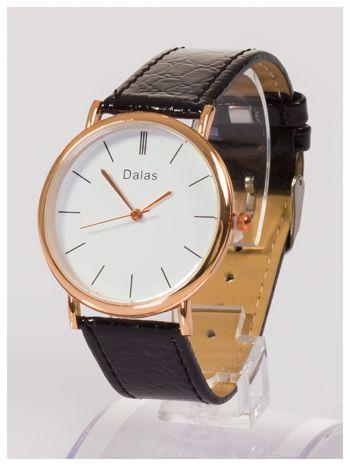 Klasyczny i elegancki zegarek męski. Doskonały na każdą okazję.                                  zdj.                                  3