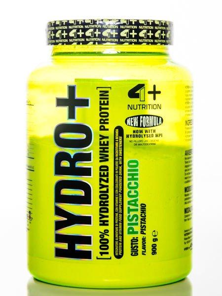4+ - Odżywka białkowa Hydro+ - 900g Vanilla                              zdj.                              1