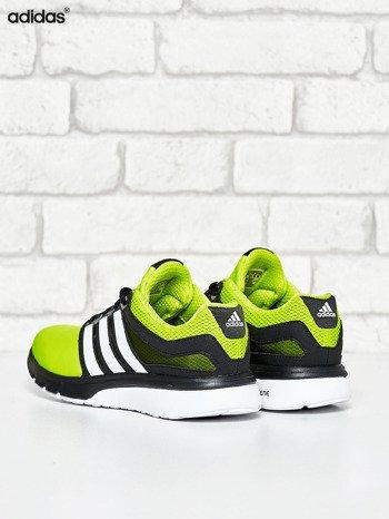 ADIDAS Fluo zielone buty unisex w sportowym stylu                                  zdj.                                  4